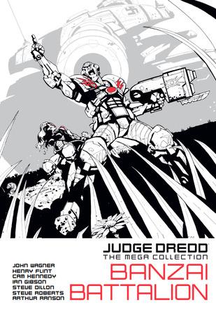 Banzai Battalion (Judge Dredd The Mega Collection, #23)