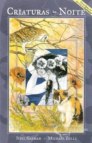 Criaturas da noite by Neil Gaiman