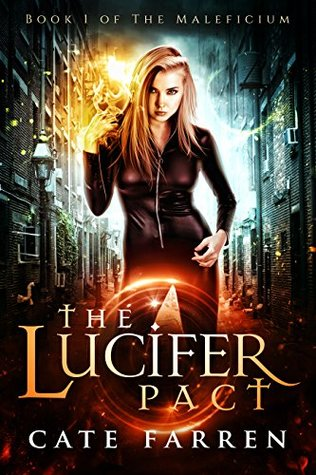 The Lucifer Pact (The Maleficium, #1)