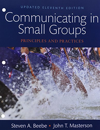 REVEL for Communicating in Small Groups: Principles and Practices Books a la Carte Edition Plus REVEL -- Access Card Package (11th Edition)