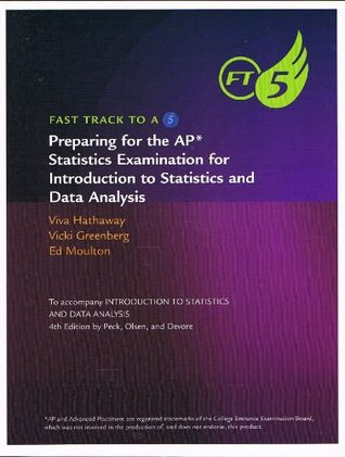 Fast Track to a 5: Preparing for the AP Statistics Examination for Introduction to Statistics and Data Analysis- To Accompany Intro to Statistics and Data Analysis, 4th Edition