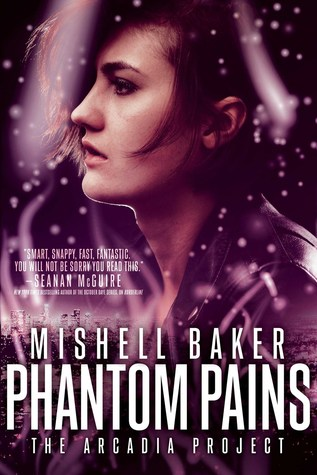 Book Review: Mishell Baker's Phantom Pains