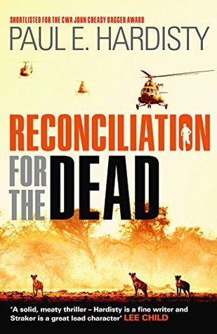 Reconciliation for the Dead (Claymore Straker, #3)