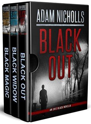 Black Out / Black Widow / Black Magic (Evie Black #1-3)