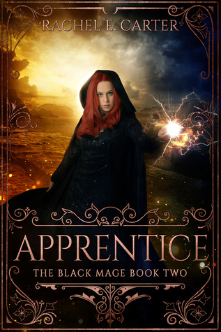 Apprentice  (The Black Mage, #2)