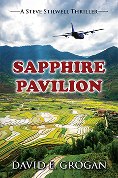 Sapphire Pavilion by David E. Grogan