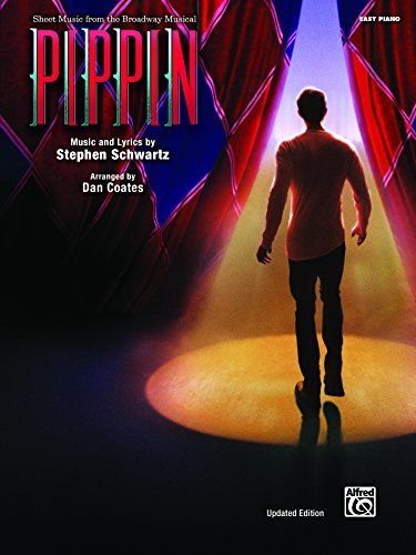 Pippin: Easy Piano Sheet Music from the Broadway Musical (Piano)