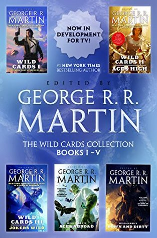 The Wild Cards Collection: Books I-V