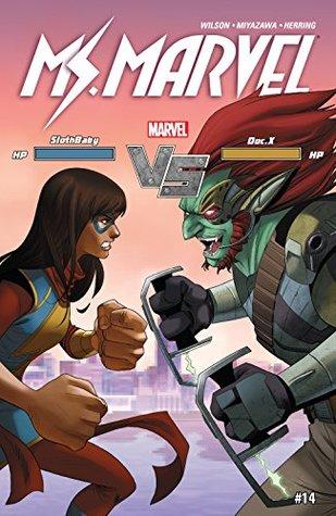 Ms. Marvel (2015-2019) #14