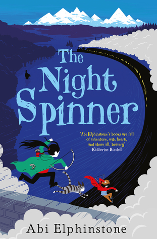 The Night Spinner (Dreamsnatcher #3)