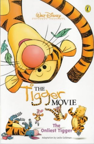 The Tigger Movie: The Onliest Tigger