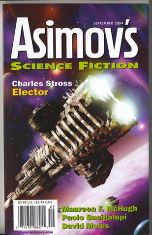 Asimov's Science Fiction, September 2004 (Asimov's Science Fiction, #344)