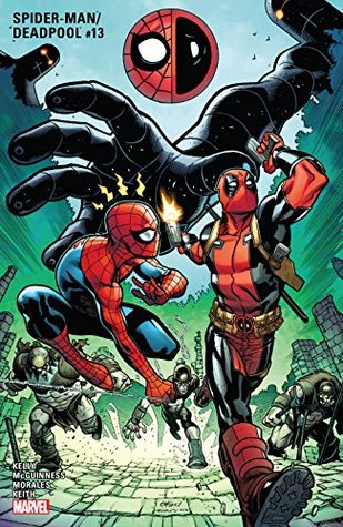 Spider-Man/Deadpool #13
