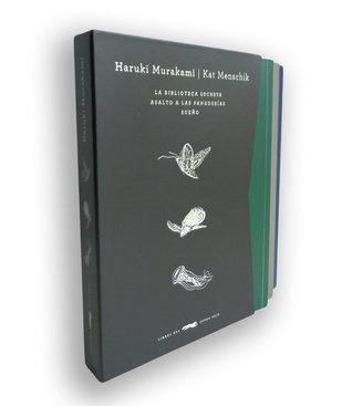 Trilogía de Haruki Murakami