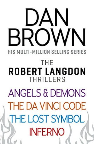 The Robert Langdon Collection By Dan Brown Infernothe Lost Symbol
