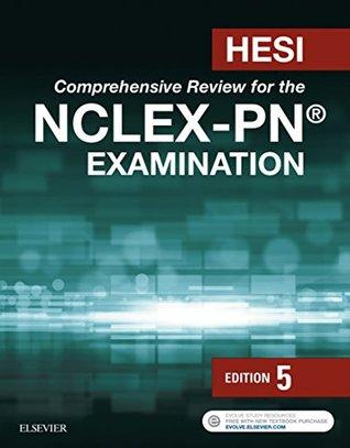HESI Comprehensive Review for the NCLEX-PN® Examination - E-Book