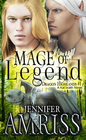 Mage of Legend (An M/M Gay Fantasy Romance): A Kal'brath Novel