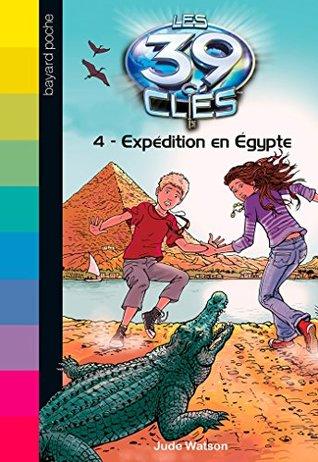 Expédition en Egypte (Les 39 clés #4)