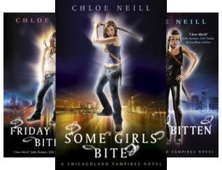 Chicagoland Vampires Series (12 Book Series)