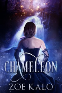 Chameleon Book Cover