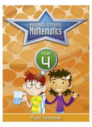 Rising Stars Mathematics Year 4 Textbook