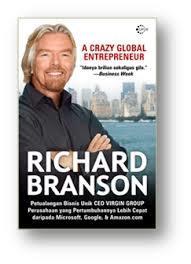 RICHARD BRANSON A Crazy Global Entrepreneur