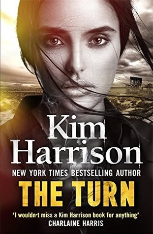 The Turn The Hollows Begins With Death By Kim Harrison