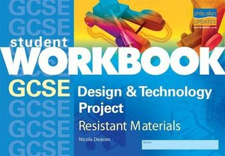 AQA GCSE Design & Technology Project: Resistant Materials Workbook Single Copy