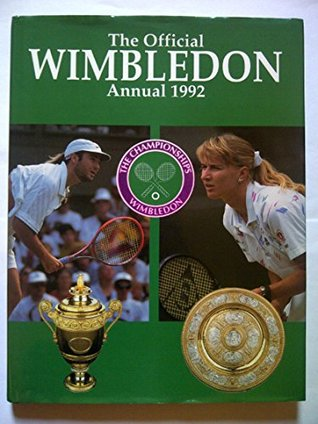 Official Wimbledon Annual 1992