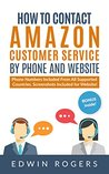 How to contact Amazon customer service by phone and website - by Edwin Rogers