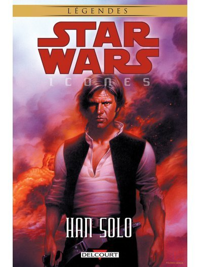 Han Solo (Star Wars Icones #1)