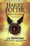 Harry Potter y El Legado Maldito by John Tiffany