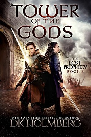 Tower of the Gods (The Lost Prophecy, #3)