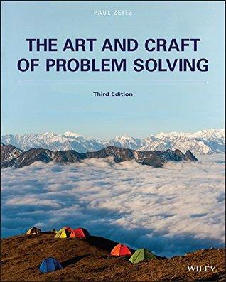 art and craft of problem solving paul zeitz
