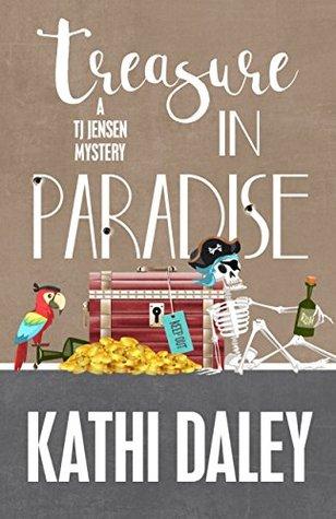 Treasure in Paradise (Tj Jensen Mystery #7)