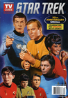 TV Guide Magazine - Star Trek 50th Anniversary Special