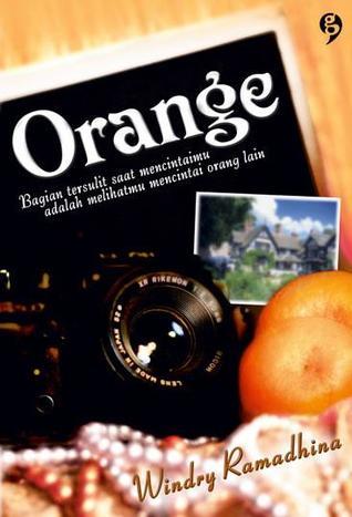 Orange by Windry Ramadhina