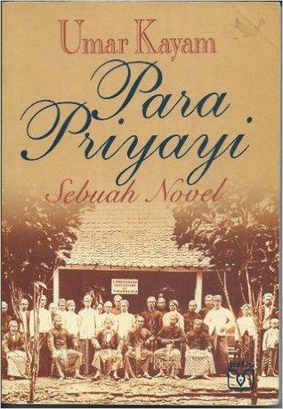 Para Priyayi: Sebuah Novel