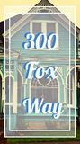 300 Fox Way Holiday Piece by Maggie Stiefvater