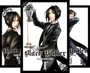 Black Butler (23 Book Series)