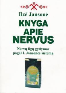 Knyga Apie Nervus