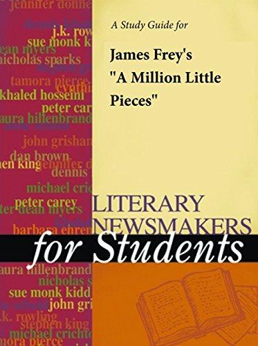 "A Study Guide for James Frey's ""A Million Little Pieces"""