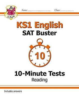 New KS1 English SAT Buster 10-Minute Tests: Reading