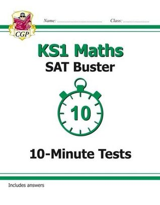 New KS1 Maths SAT Buster: 10-Minute Tests