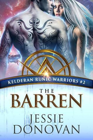 The Barren (Kelderan Runic Warriors #2)