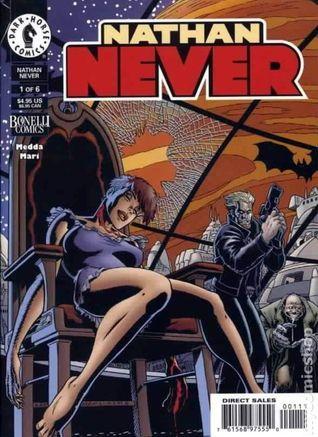 Nathan Never (Nathan Never, #1)
