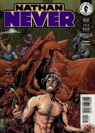 Nathan Never (Nathan Never, #2)