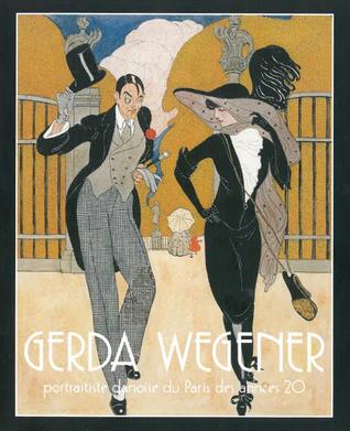 Gerda Wegener, Portraitiste Danoise du Paris des années 20