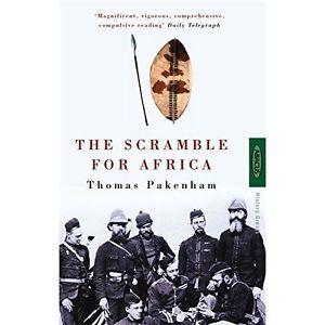 The Scramble for Africa by Thomas Pakenham