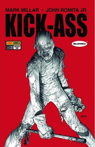 Ebook Kick-Ass by Mark Millar PDF!